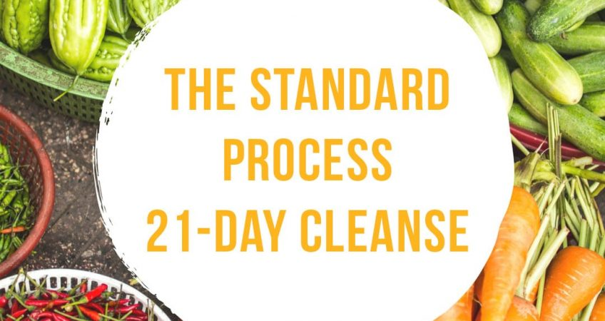 The Standard Process 21-Day Cleanse